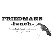 FriedmansLunch